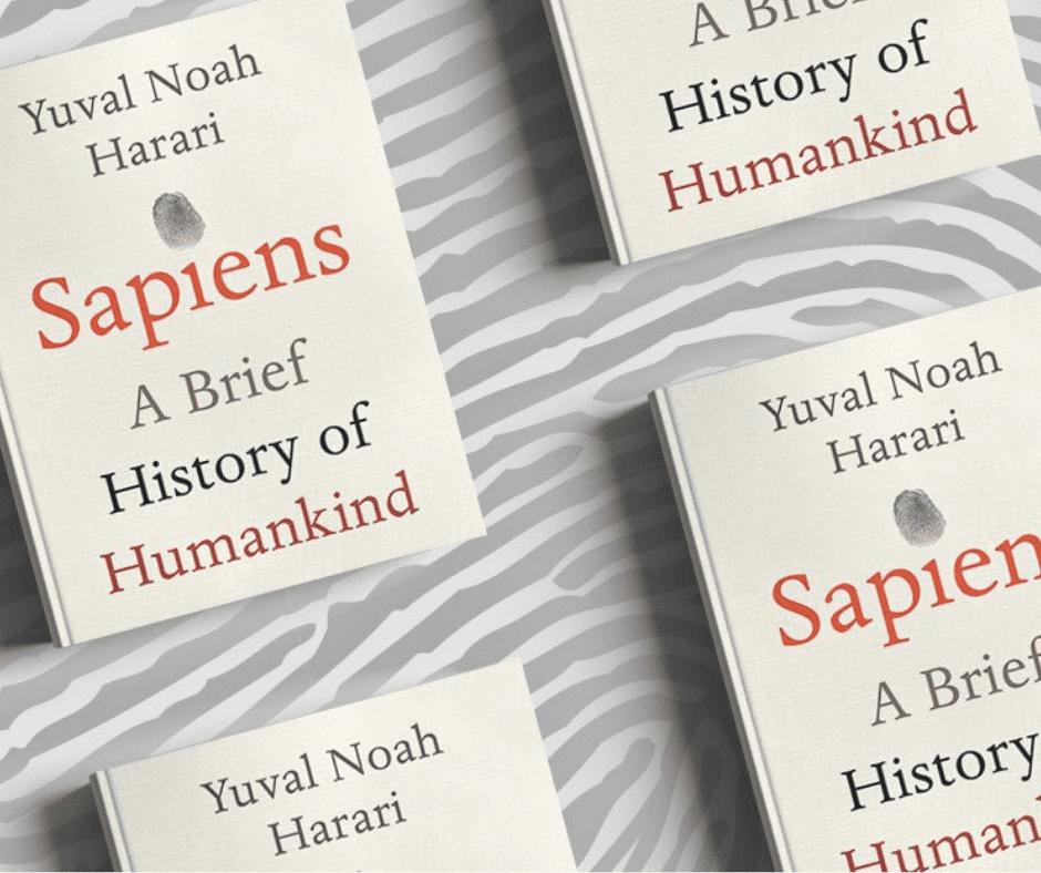 Sapiens van Yuval Noah Harari
